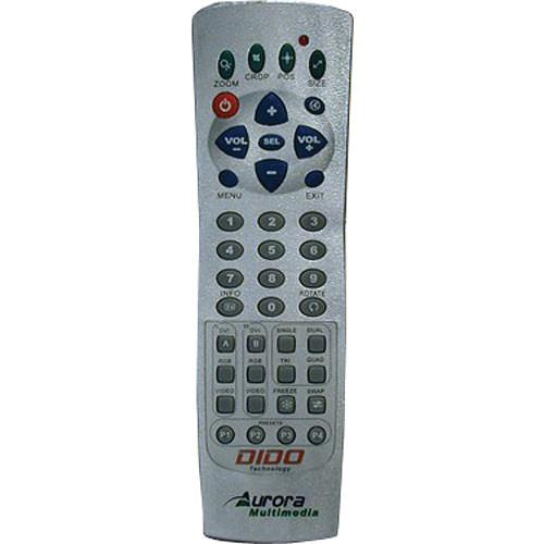 Aurora Multimedia IRC-14 Replacement Handheld IR Remote IRC-14