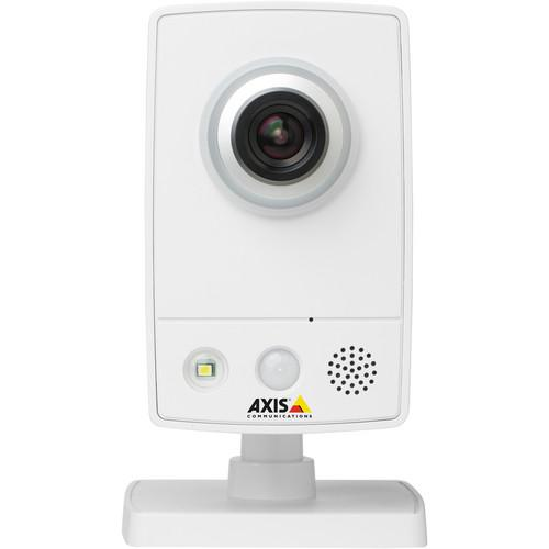 Axis Communications M1034-W Wireless Network Camera 0522-004