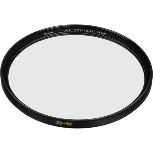 B W  122mm Clear MRC 007M Filter 66-1070050