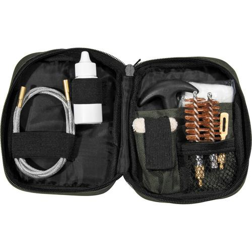 Barska Shotgun Cleaning Kit with Flexible Rod and Pouch AW11962
