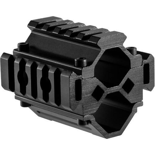 Barska Tri-Rail Shotgun Accessory Double Mount AW12012