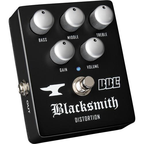 BBE Sound Blacksmith BD-69P Distortion Pedal BLACKSMITH