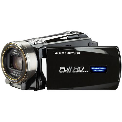 Bell & Howell DNV16HDZ Full HD Rogue Night Vision DNV16HDZ-BK