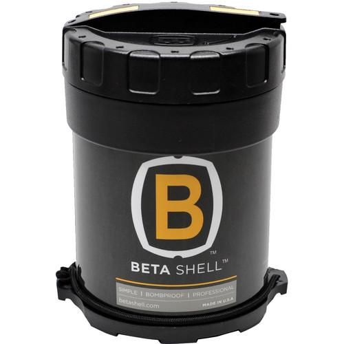 Beta Shell 5.90C Series 5C Compact Lens Case BS590C10A