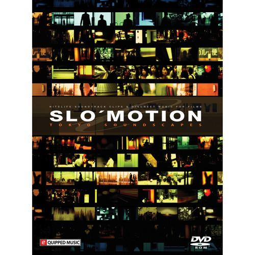 Big Fish Audio Slo' Motion: Tokyo Soundscapes DVD SLOM1-RSW
