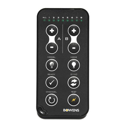 Bowens IR Remote Contol for CREO 1200 and 2400 Generators