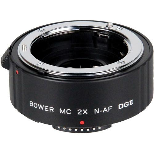 Bower 2x DGII Teleconverter (4 Element) for Nikon SX4DGN