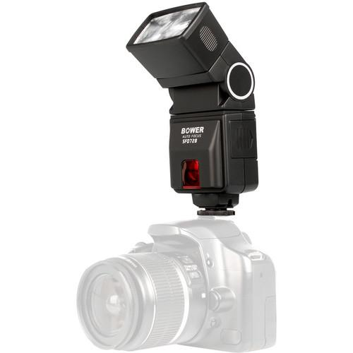 Bower SFD728 Autofocus TTL Flash for Olympus/Panasonic SFD7280