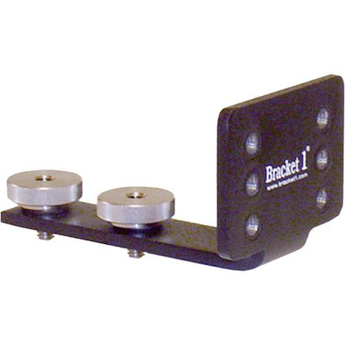 Bracket 1 Base A - Threaded Handle Mount 2 VISLBATHM2