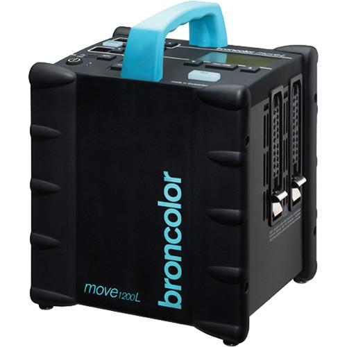 Broncolor Move 1200 L Battery Power Pack B-31.016.07