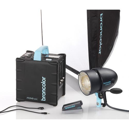 Broncolor Move 1200 L Battery Power Pack B-31.026.07