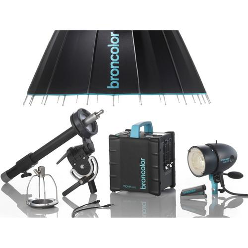 Broncolor Move 1200 L Power Pack /1 MobiLED Lamp B-31.028.07