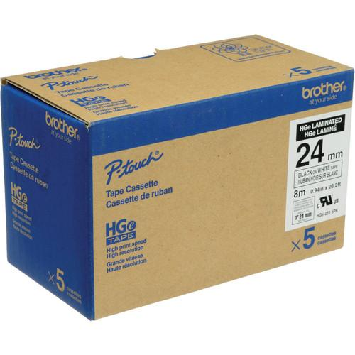 Brother HGE251 5-Pack 1.0