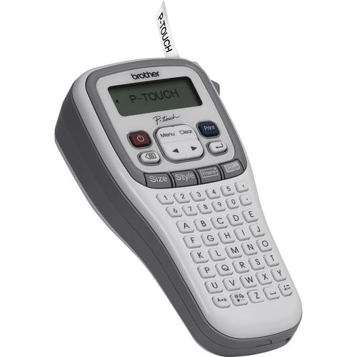Brother PT-H100 Easy Handheld Label Maker PT-H100