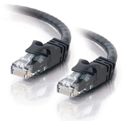 C2G 10' (3.04m) Cat6 Snagless Patch Cable (Black) 27153