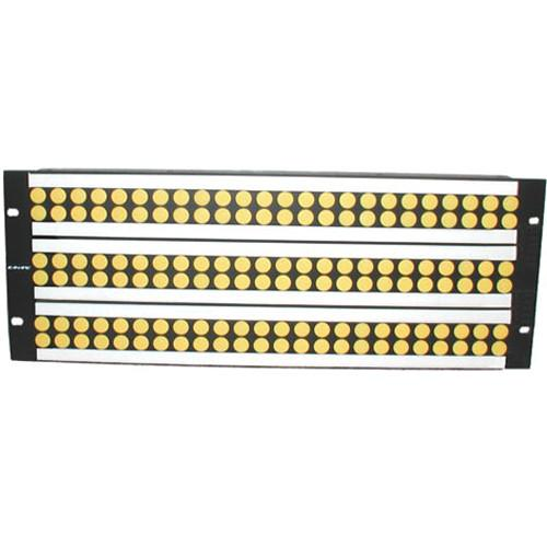 Canare VJ2-E24-4U Unloaded Patch Panel for DVJA VJ2-E24-4U