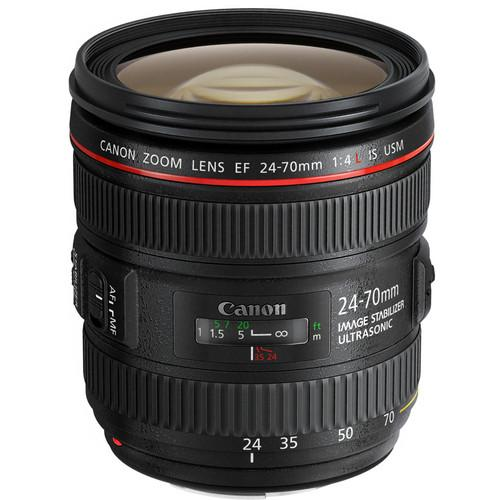 Canon  EF 24-70mm f/4L IS USM Lens 6313B002