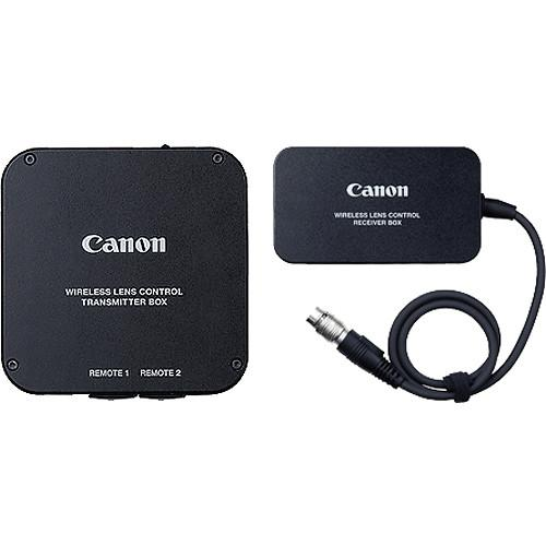Canon WB-10T Transmitter with WB-10R Receiver 0091T639