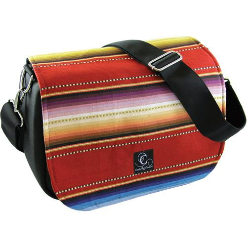 Capturing Couture Navajo Red Camera Bag CCBG1-NVRD