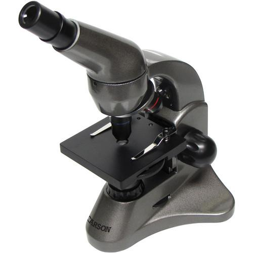 Carson MS-040 Biological Monocular Microscope MS-040