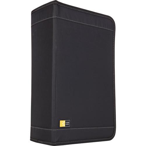 Case Logic CDW-128T 136 CD Wallet (Black) CDW-128T