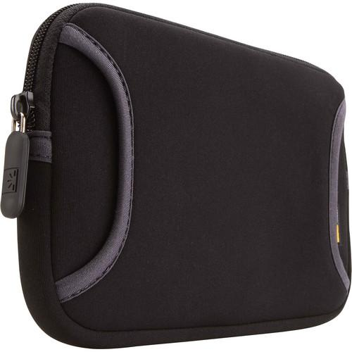 Case Logic KNEO-202 Neoprene eReader Sleeve (Black) KNEO-202