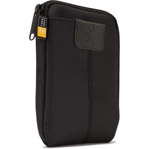 Case Logic Portable Hard Drive Case - Black VHS-101