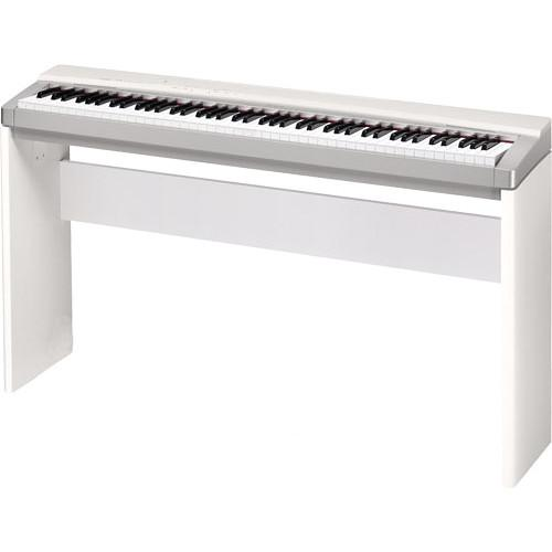 Casio  CS-67 Privia Keyboard Stand (White) CS67WE
