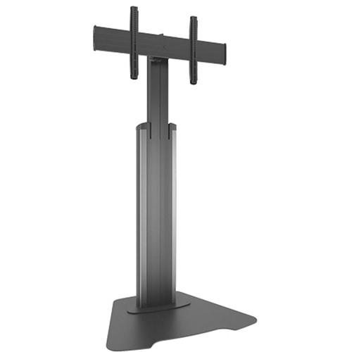 Chief Large FUSION Manual Height-Adjustable Floor Stand LFAUS