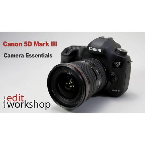 Class on Demand Video Download: Canon 5D Mark III Camera 99944