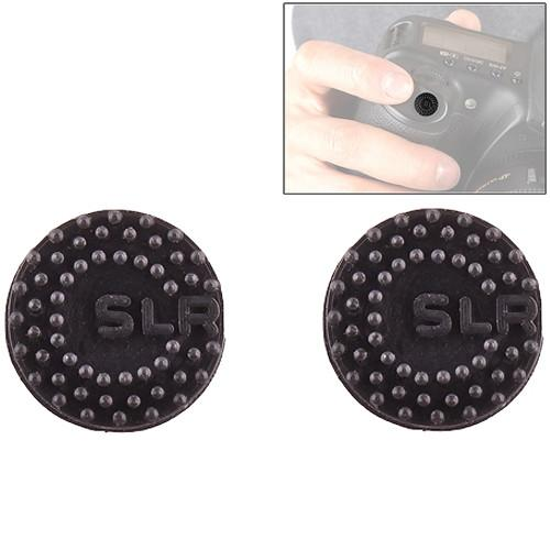 Custom SLR ProDot Shutter Button Upgrade (Black, 2-Pack) PDBLK