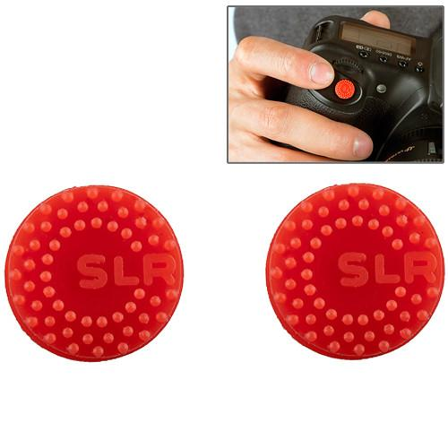 Custom SLR ProDot Shutter Button Upgrade (Red, 2-Pack) PDRED