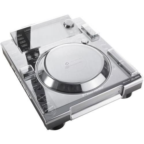 Decksaver Pioneer CDJ-2000 Nexus Smoked / Clear DS-PC-CDJ2000NXS
