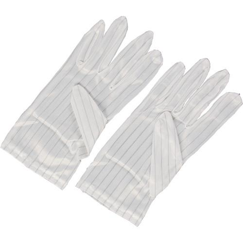 Dot Line Anti-Static Gloves (Large, Pair) CO-53108