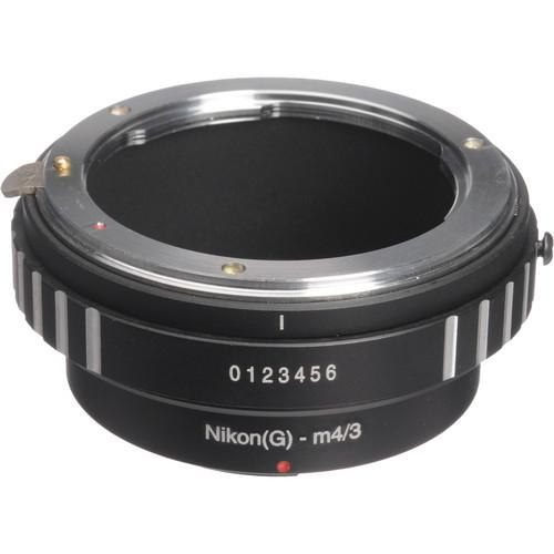 Dot Line Micro Four Thirds Adapter for Nikon G Lenses DL-0831