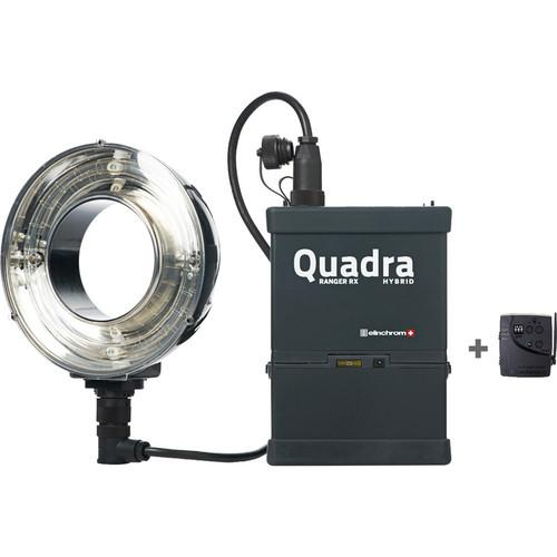 Elinchrom Quadra Hybrid RX Ringflash Eco To Go Set EL 10404.1