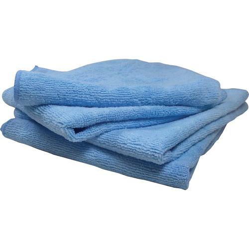 Endust Industrial-Quality Microfiber Towels (XL, 4-Pack) 11476P4