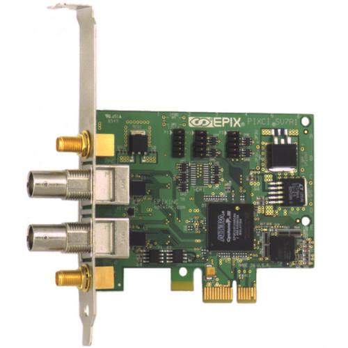 EPIX PIXCI SV7 Dual Composite Video PCI Express Bus PIXCI-SV7