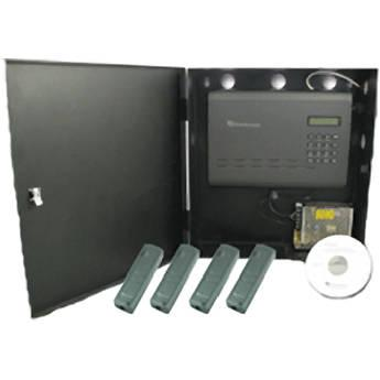 EverFocus NAV-04-1A 4-Door FlexPack Access Control Kit NAV-04-1A