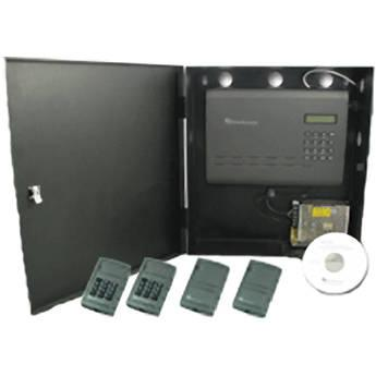 EverFocus NAV-04-1C 4-Door FlexPack Access Control Kit NAV-04-1C