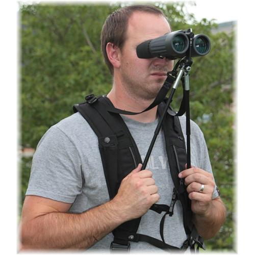 Field Optics Research BinoPod Harness System (Black) H002