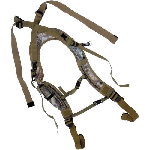 Field Optics Research BinoPod Harness System (Camo) H001