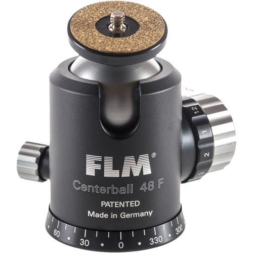 FLM CB-48F Ball Head with Mounting Platform 12 48 903