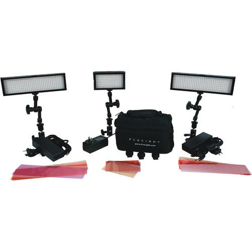 Flolight MicroBeam 1- 128 / 2- 256 LED 3 KITLED2X2S-1X1S-SOFT-DF