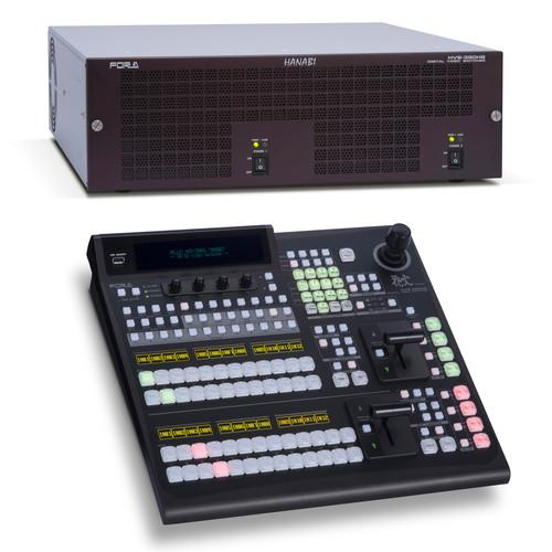 For.A HVS-390HS HD/SD 2M/E Switcher HVS-390HS 2M/E TYPE B