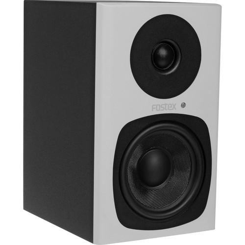 Fostex  PM0.4d Monitors (White, Pair) PM04D-W