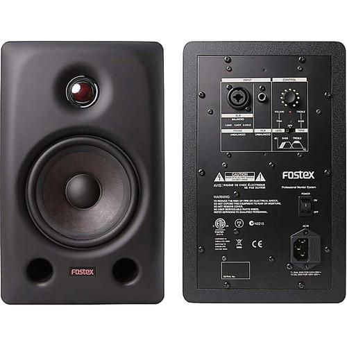 Fostex PX-6 Professional Monitor Speakers (Pair) PX-6
