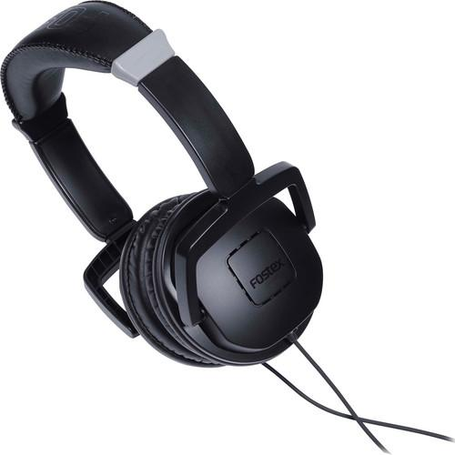 Fostex TH-7 Stereo Headphones (Black Matte) TH-7BB