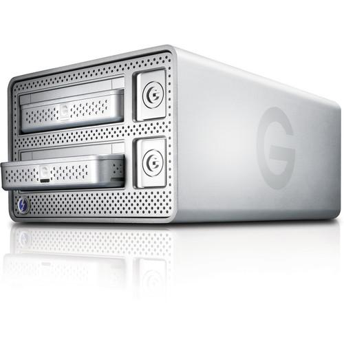 G-Technology 2TB G-DOCK ev Portable USB 3.0 HDD 0G02719