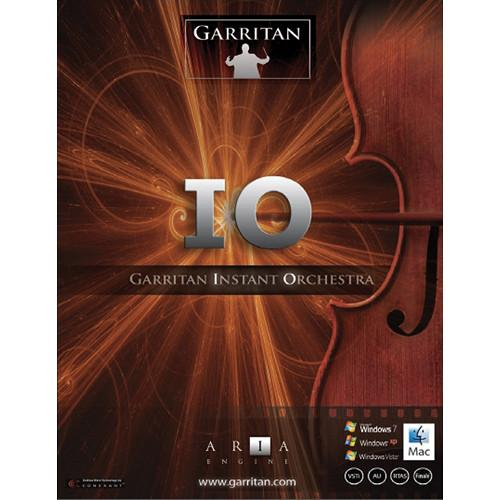 GARRITAN Instant Orchestra - Virtual Instrument (Boxed) GIODLR